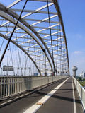 Große Eisenbrücke Lizenzfreie Stockfotografie