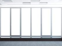Große Fenster Stockfotos