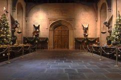 Große Halle Hogwarts lizenzfreie stockfotografie