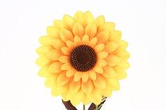 Große künstliche Sonnenblume lizenzfreie stockfotos