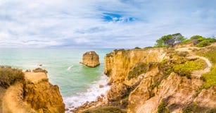 Große Küste Ponta Stockbild