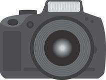 Große Kamera stock abbildung