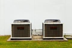 Große Klimaanlage Stockbilder