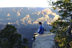 Große Kolorado-Schlucht Stockfoto