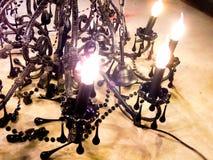 Große Lampe Stockbild