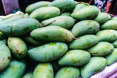 Große Mangos lizenzfreie stockfotografie