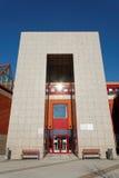 Große monumentale Tür Lizenzfreies Stockfoto