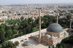 Große Moschee stockbild