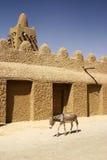 Große Moschee in Timbuktu Lizenzfreies Stockbild