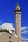 Große Moschee von Monastir stockfotos