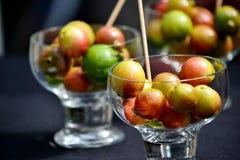 Rote Guave Lizenzfreie Stockbilder