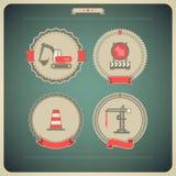 Große Pumpen und Rohrleitungen Lizenzfreies Stockbild