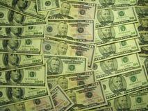 Große Rechnungen Stockbild