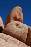 Große rote Felsen Lizenzfreie Stockfotografie