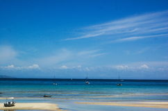 Große Sperren-Insel, Neuseeland Lizenzfreie Stockfotos