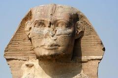 Große Sphinx von Giza Lizenzfreie Stockfotos