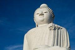 Große Statue von Buddha Lizenzfreie Stockfotografie