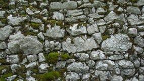 Große Steinwandbeschaffenheit Lizenzfreies Stockbild