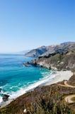 Große Sur Küste 2 Lizenzfreies Stockfoto