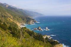 Große Sur Küste Stockbild