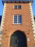 Große Türen der alten Festung Lizenzfreie Stockbilder