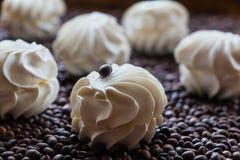 Große Vanilleeibische lizenzfreie stockfotos