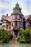 Große Villa lizenzfreies stockbild