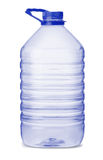 Große Wasserflasche Lizenzfreies Stockbild
