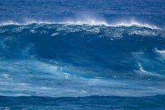 Große Welle Stockfotografie