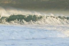 Große Welle in Los Angeles Stockfotos