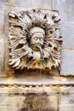 Großen Onofrios Brunnen, Dubrovnik Stockfotografie