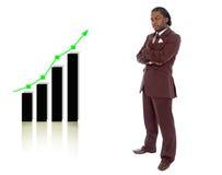 Großer Anstieg lizenzfreie stockfotografie