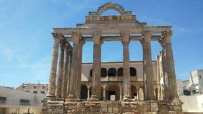 Großer antiker Tempel Stockfoto