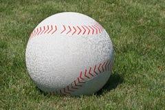 Großer Baseball Lizenzfreie Stockfotos