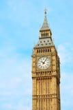 Großer Ben Tower im Detail Stockfotos