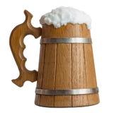 Großer Bierkrug Stockfoto