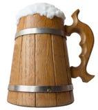 Großer Bierkrug Lizenzfreie Stockfotografie