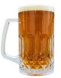 Großer Bierkrug Lizenzfreies Stockbild