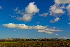 Großer blauer Himmel Lizenzfreie Stockbilder