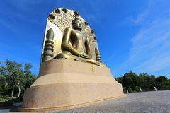 Großer Buddha öffentlich Templel Stockfoto
