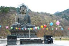 Großer Buddha Stockfotografie