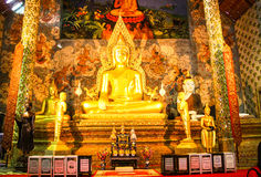 Großer Buddha 022 Lizenzfreies Stockbild