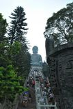 Großer Buddha Lizenzfreies Stockbild
