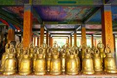 Großer Buddha auf dem Berg bei Udonthani in Thailand, großer Buddha lizenzfreies stockbild