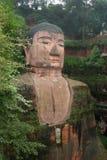 Großer Buddha in Leshan Lizenzfreies Stockfoto