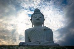 Großer Buddha Thailand Lizenzfreies Stockbild