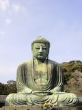 Großer Buddha von Kamakura Stockbilder