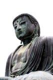Großer Buddha von Kamakura (Daibutsu) Lizenzfreie Stockbilder