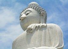 Großer Buddha von Phuket Stockbild