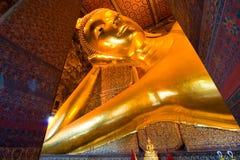Großer Buddha von Wat Pho Stockfotos